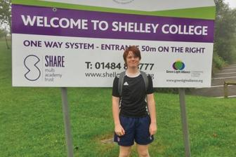 Student steps up to raise money for disadvantaged