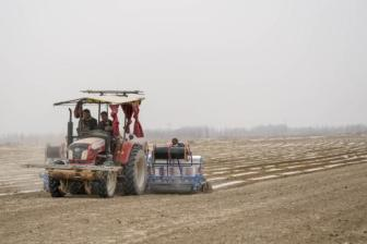 Ban on Xinjiang cotton called anti-China ploy