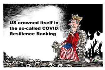 Bloomberg's biased epidemic response rankings ridiculous
