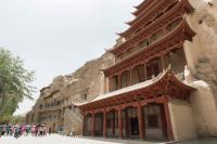 Mogao Grottoes world heritage site closed for epidemic control
