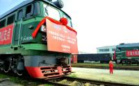 Xinjiang sees rising China-Europe freight trains in Q1