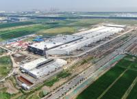 Tesla gigafactory in Shanghai resumes full production