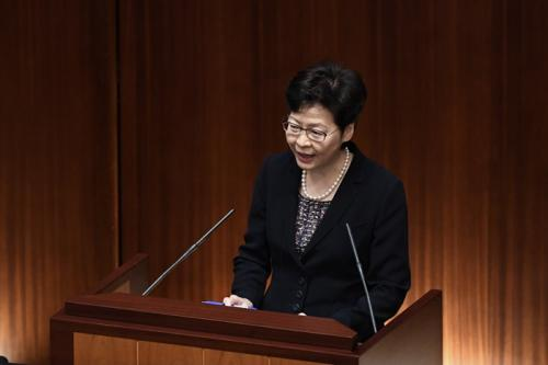 HKSAR to sign agreement with Shenzhen, allowing public servants to take temporary positions in mainland: Lam