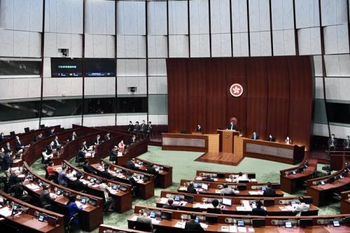 Election Committee members vow to seek patriotic leaders