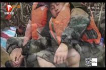 抗洪一线战士睡在哪 答案让人泪目