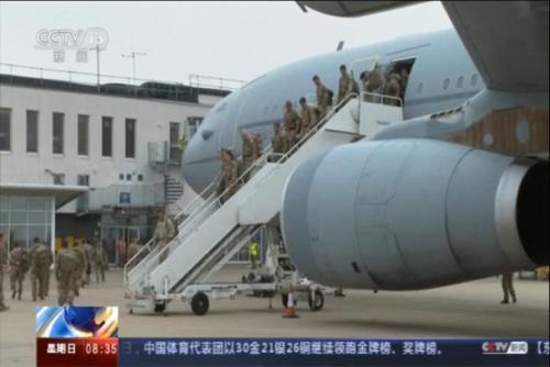 英最后一架撤离专机飞离阿富汗