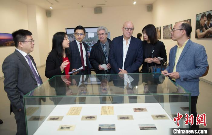 东莞城市图片展首次走进欧洲 讲述湾区都市品质故事