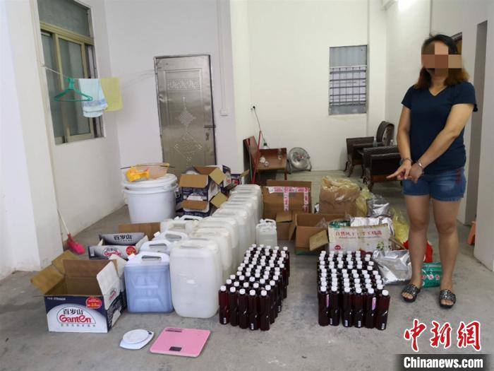 广东警方摧毁一特大贩毒团伙 70天查处吸毒人员490名