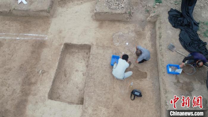 秦咸阳城遗址发掘取得重要收获 北区整体布局面貌逐渐明朗