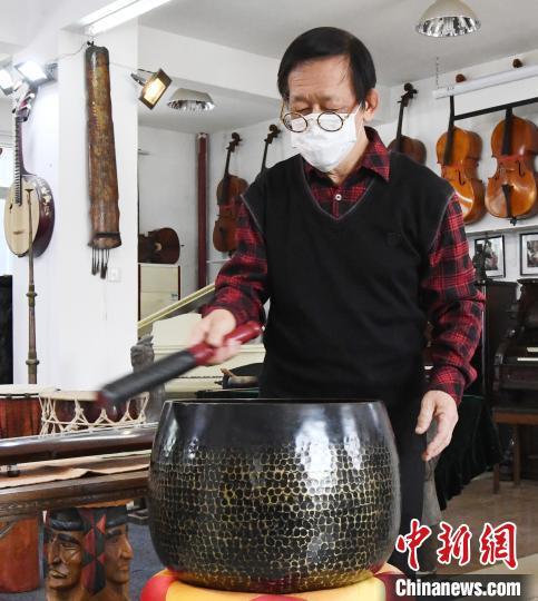 福建省宜天乐器博物馆恢复对外开放 退休乐器工程师执着传播乐器文明史