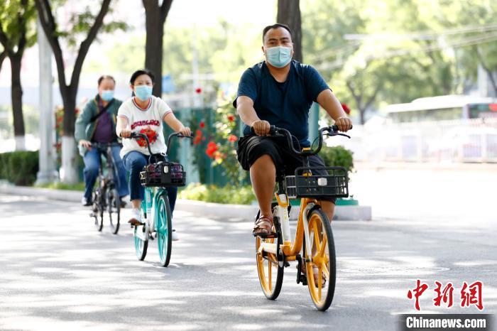 北京推共享单车免费骑行激励措施停车入栏方可享优惠