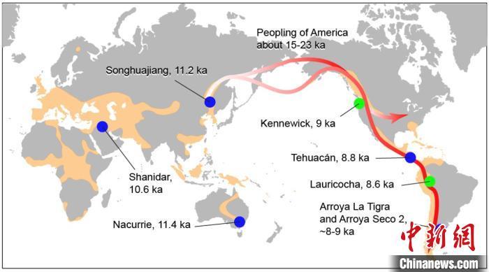 最新研究:中国东北渔猎人群1.1万年前已出现世袭等深圳助孕级