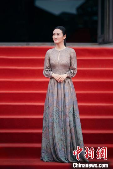 中国演员赵涛成为奥斯卡金像奖评委。平遥国际电影展组委会提供