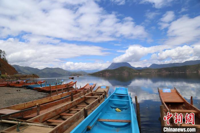 图为泸沽湖景区。 刀志楠 摄
