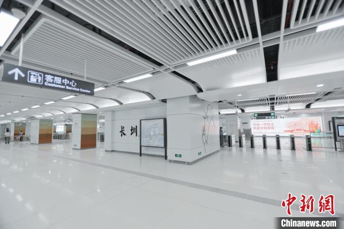 深圳地铁6号线、10号线两根新线宣布进行工程项目基本建设及启