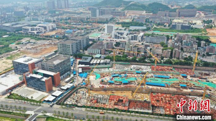 深圳光明区:从农场到科学城的蜕变