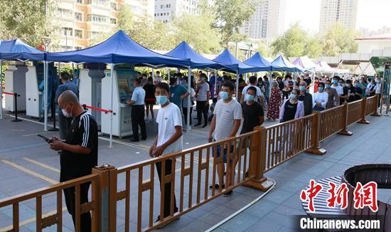 新疆人民医院全面恢复正常医疗秩序 满足群众就医需求