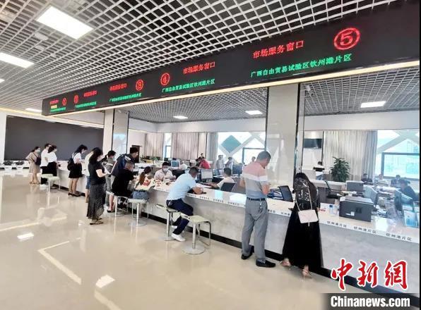 广西自贸试验区新增企业7187家数字经济、港航物流成投资热点