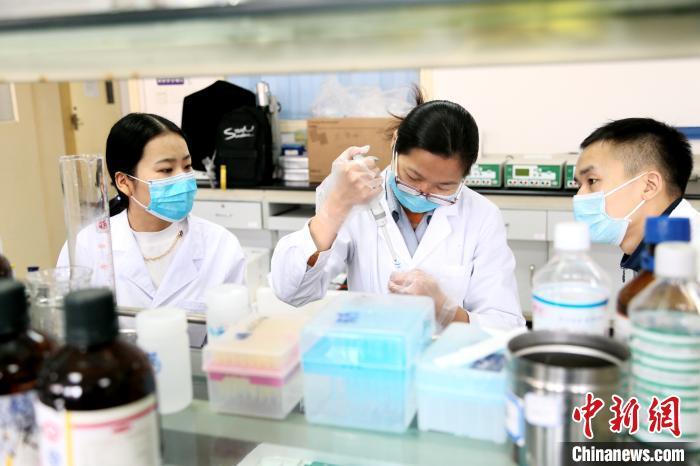 陕西中医药大学临床学子扎根基层服务民众 人才是健康中国建设的基础