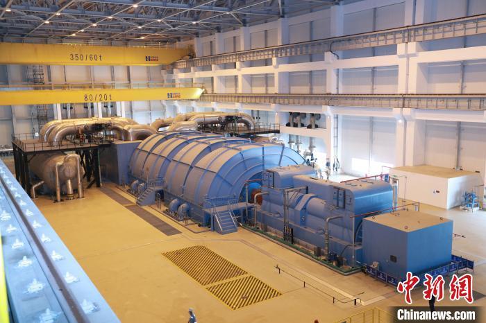 中国自主三代核电华龙一号全球首堆并网成功(图)