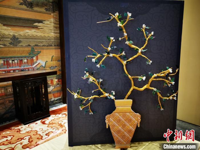 少年数字故宫作品装扮600年故宫