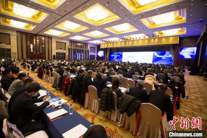 2020年中国纺织大会在山西召开 大会签约总投资额逾千亿元