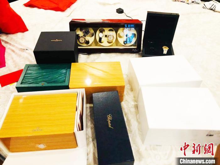 广州警方破获涉黑涉恶案件2928宗 涉案资产价值约7.8亿元