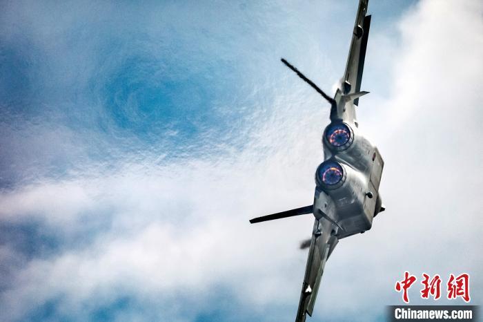 歼20飞机首飞10周年:中国航空工业凌云再奋飞