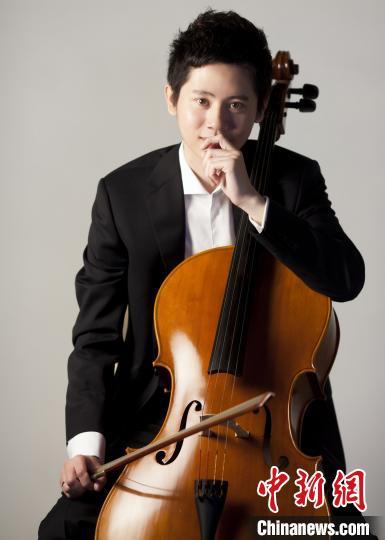 中国侨网旅欧大提琴家梁宁。受访者供图