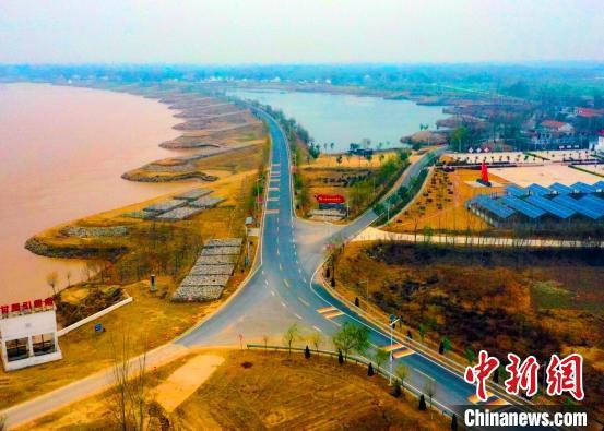 河南农村公路(资料图 河南省交通运输厅供图)