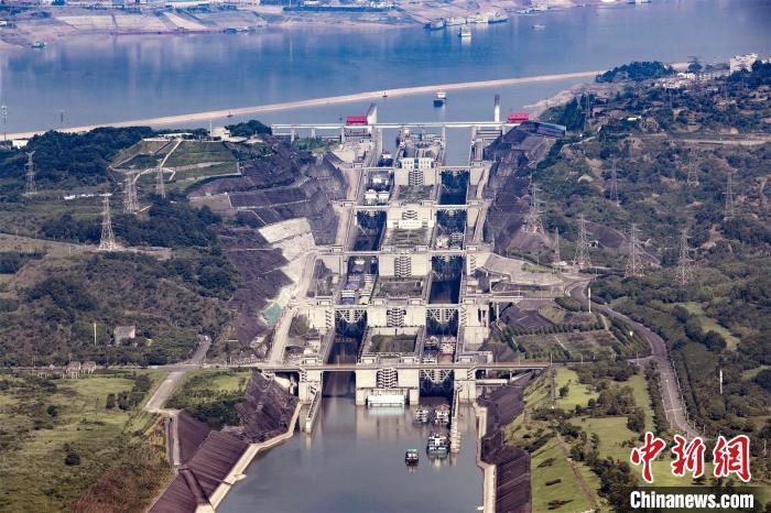 两坝船闸同步停航检修将于3月开工实施