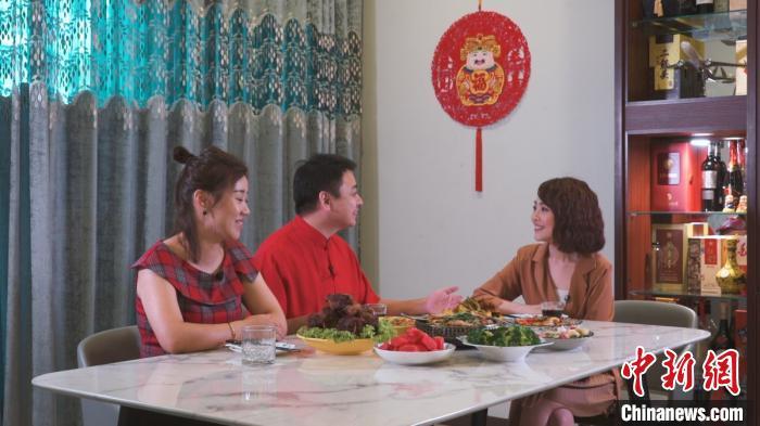 吉隆坡中国文化中心推《不同凡飨》 记录在马中国人美食思乡情