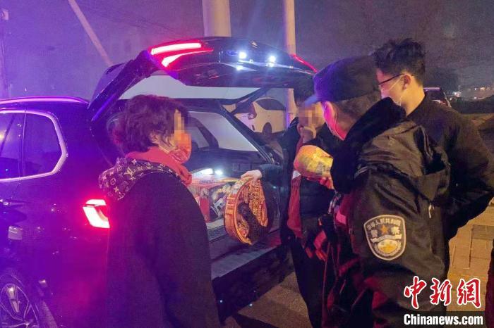 春节假期北京接报110刑事、治安类警情同比双下降