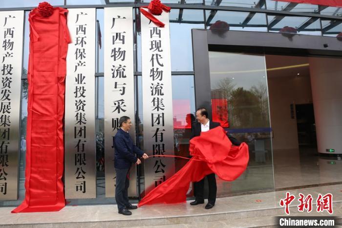 广西组建现代物流集团 打造面向东盟物流资源要素整合平台