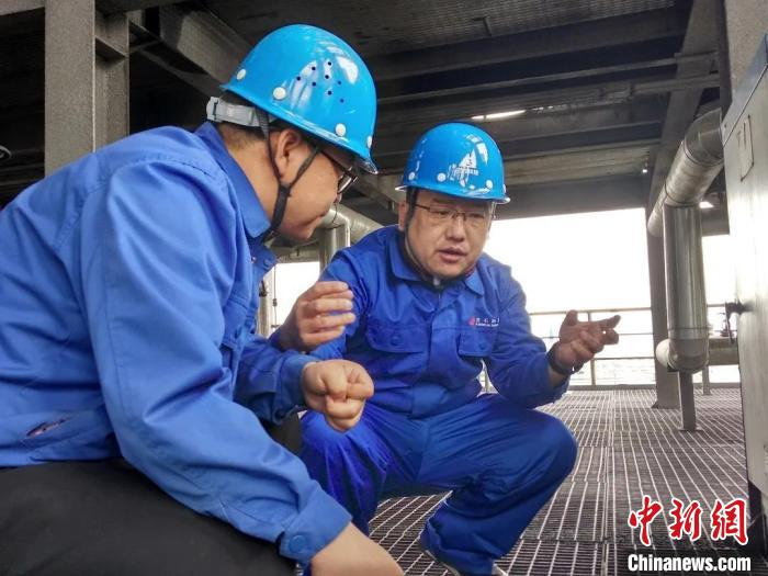 国内首套千吨级加压循环流化床煤气化商业化运行