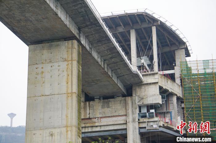 重庆轨道交通九号线一期预计年底前通车 轨道里程将超400公里