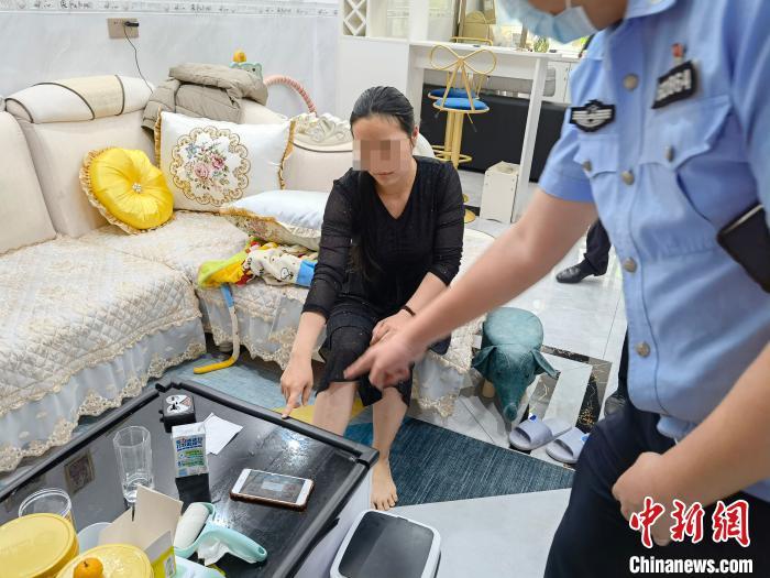 广西合浦警方破获一网络赌博案件涉案流水超千万