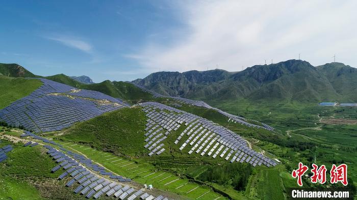 """河北电力发布""""碳达峰、碳中查理兹 塞隆和""""实施方案"""