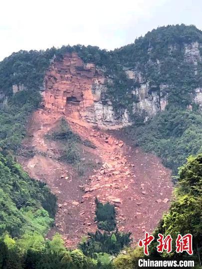 四川洪雅:山体崩塌致3人失联 68人已安全转移