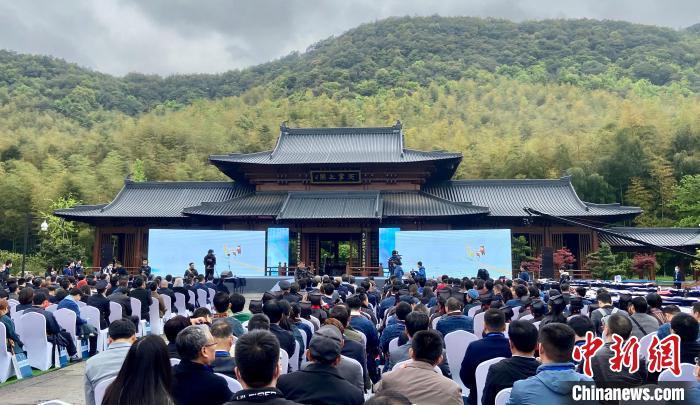 第37届兰亭书法节开幕中国书法艺术最高奖揭晓