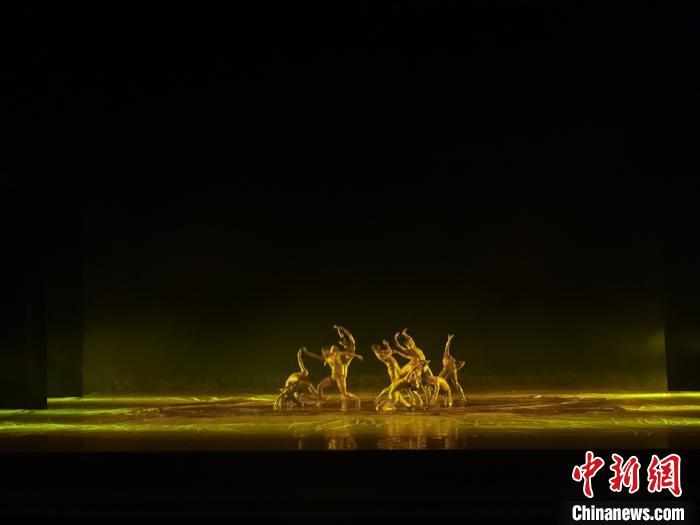 黄河流域舞台艺术精品演出季在郑州上演