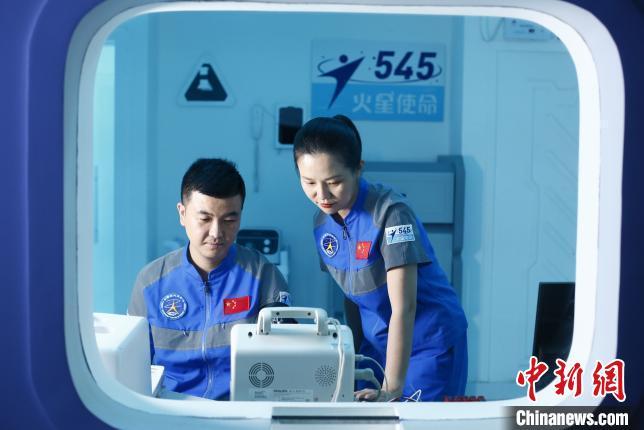 中国首部航天巨幕电影《火星使命》预计下半年将上映
