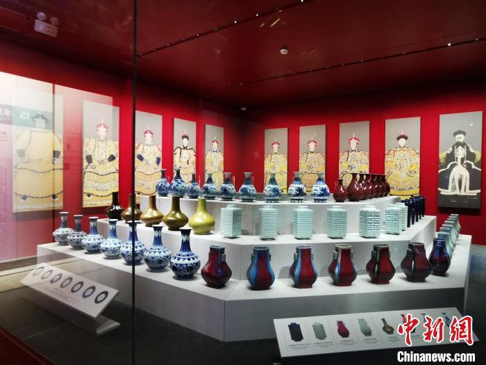 故宫博物院陶瓷馆携一千余件精品文物全新亮相