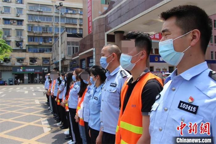 四川内江警方:破获一网贷诈骗犯罪集团 涉案金额高达十亿元