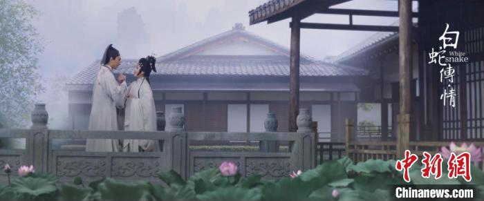 4K粤剧电影《白蛇传·情》5月20日上映