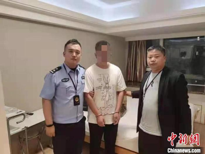"""女子被詐騙45萬元報警后反把騙子""""騙""""回國"""