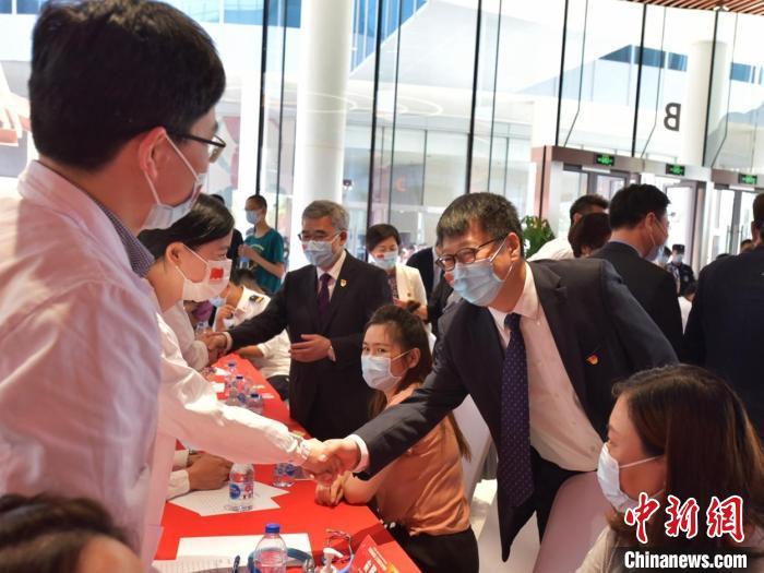 """上海加速""""新城""""医疗资源升级 奉贤新广州助孕城将成妇幼健康高地"""