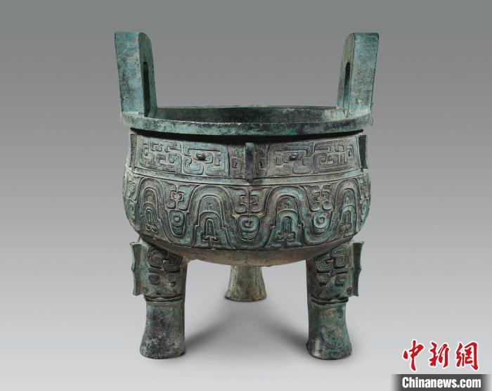 大克鼎 上海博物馆供图