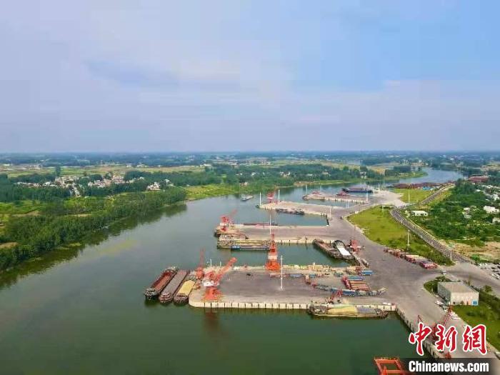 河南周口打造新兴临港经济城市:前5个月货