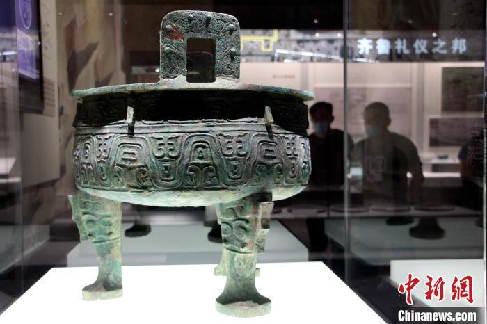 山东百年考古成就实证中国五千多年文明史